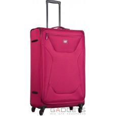Чемодан CAT Cargo Easy L вишневый (83557X.34)