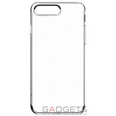 Чехол Baseus Shining Case (TPU) для iPhone 7 Plus Silver