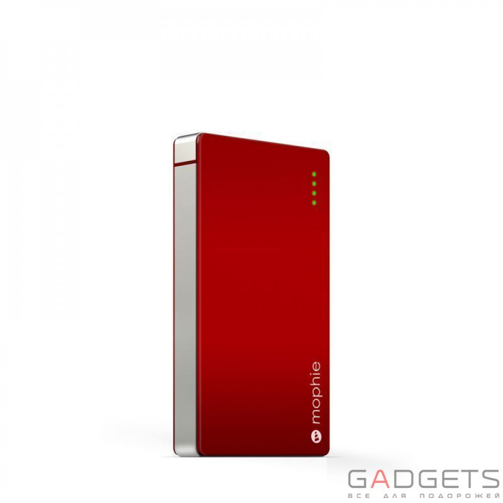 Фото Mophie Juice Pack Universal Powerstation Red 4000 mAh (2037-JPU-PWRSTION-2-RED)