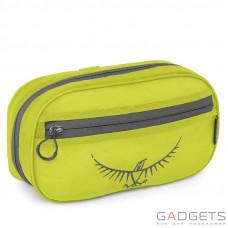 Косметичка Osprey Washbag Zip Electric Lime O/S, зеленая