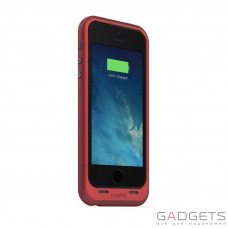 Mophie Juice Pack Plus Case Red 2100 mAh for iPhone 5/5S (2397-JPP-IP5-RED-I)