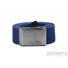 Ремень FJALLRAVEN Canvas Belt Deep Blue (77029.527)