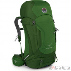 Рюкзак Osprey Kestrel 58 Jungle Green S/M, зеленый