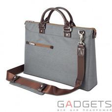 Сумка Moshi Urbana Slim Laptop Briefcase Mineral Gray (99MO078031)