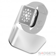 Подставка Spigen Apple Watch Stand S330 Silver (SGP11555)