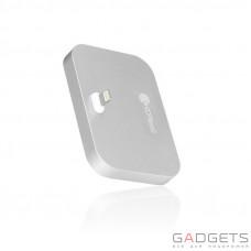 Док-станція  COTEetCI Base8 для iPhone Silver