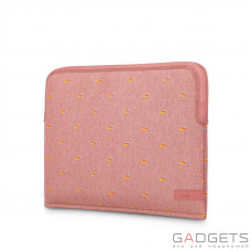 Чехол-конверт Moshi Pluma Designer Laptop Sleeve Macaron Pink 13 for MacBook Pro 13 with/without Touch Bar (99MO104301)