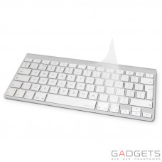 Защитная пленка Macally Protective cover for Apple keyboard (KBGUARDEU-C)