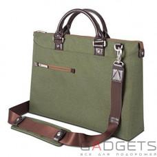 Сумка Moshi Urbana Slim Laptop Briefcase Forest Green (99MO078631)