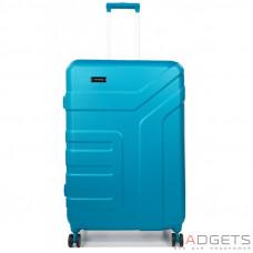 Чемодан на 4-х колесах Travelite Vector (M) 79 л Turquoise (TL072048-21)