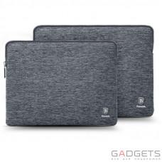 Чехол Baseus Laptop Bag для MacBook 13-inch Gray