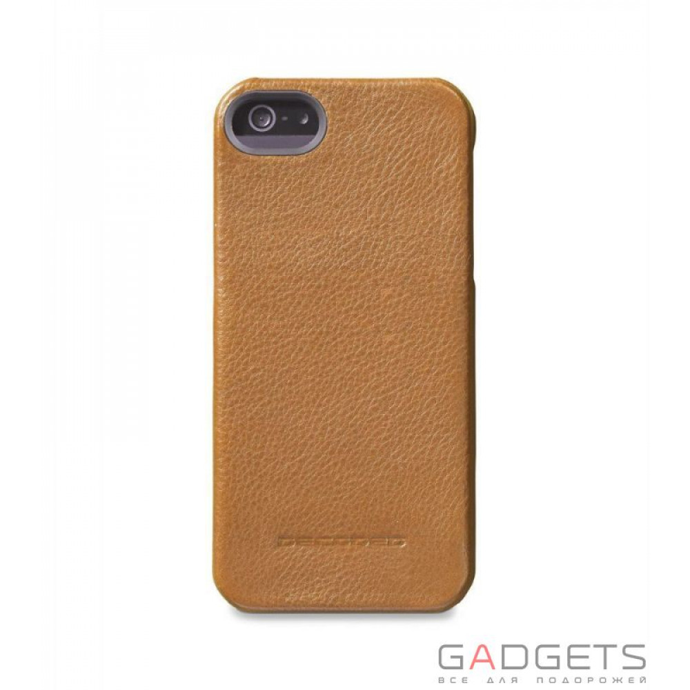 Фото Чехол Decoded Leather Slim Cover for iPhone 5 / 5s (D4IPO5BC1BN)