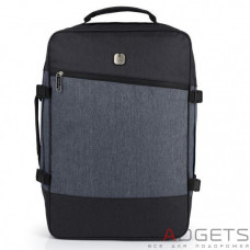 Сумка-рюкзак Gabol Saga 34L Black