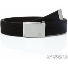 Ремінь Fjallraven Canvas Belt Black (77029.550)