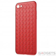 Чехол Baseus BV Weaving Case для iPhone 7/8 Red (WIAPIPH8N-BV09)