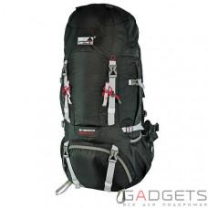 Рюкзак туристический High Peak Sherpa 65+10 (Black)