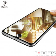 Защитная пленка Baseus Mirror Glass Film для iPhone 7 Plus Transparent