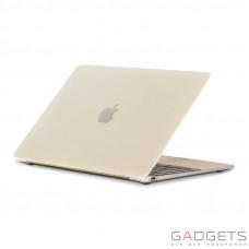 Чехол-накладка Moshi Ultra Slim Case iGlaze Stealth Clear для MacBook 12 (99MO071905)