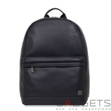 Рюкзак Knomo Albion Leather Laptop Backpack 15 Black (KN-45-401-BDD)