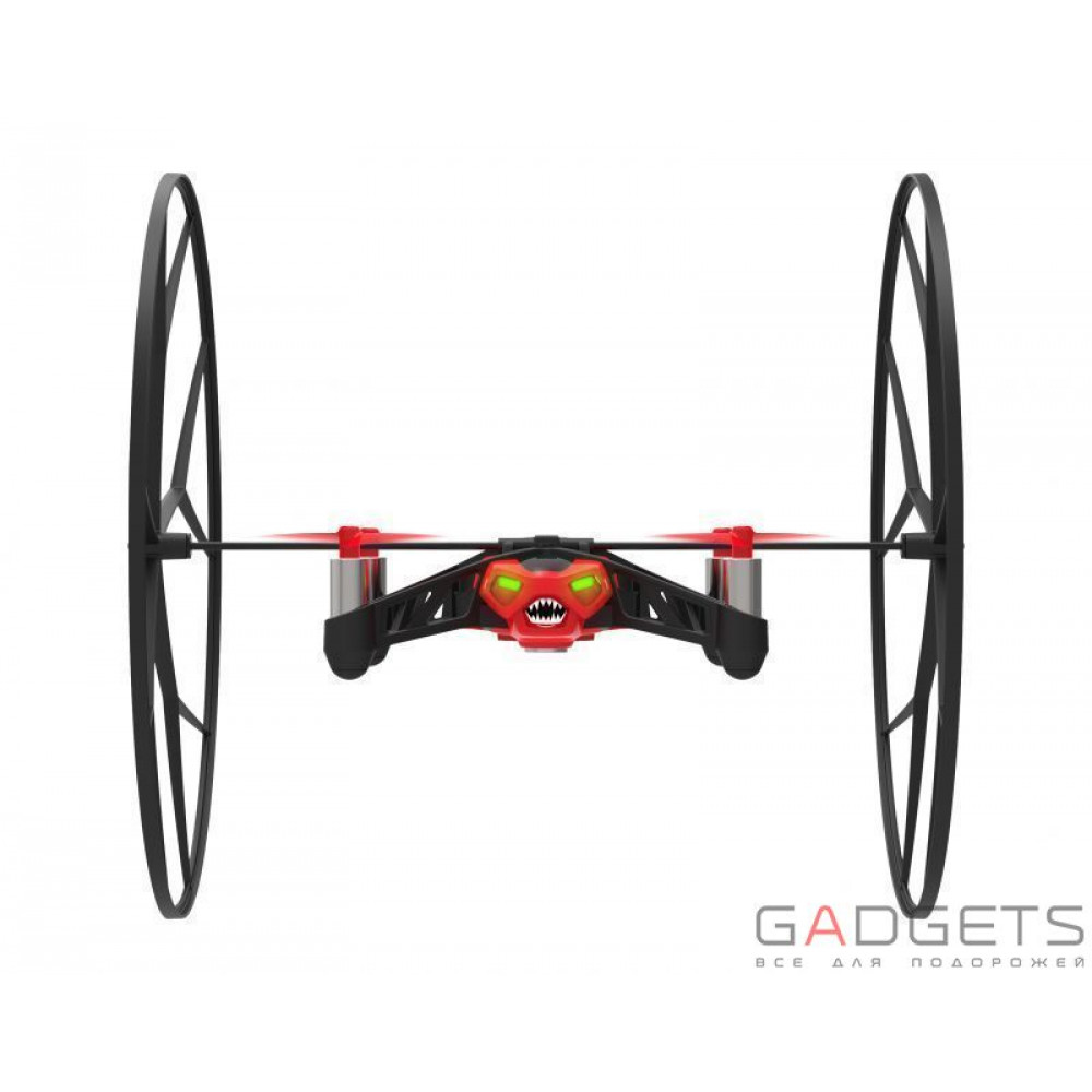 Фото Parrot Rolling Spider Red (PF723008AD)