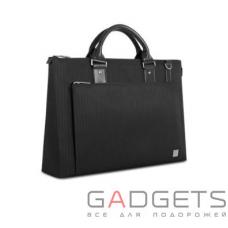 Сумка для ноутбука Moshi Urbana Slim Laptop Briefcase Slate Black (99MO078002)