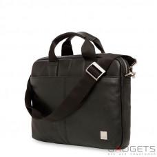 Сумка для ноутбука Knomo Stanford Slim Briefcase 13'' Black (KN-154-258-BLK)