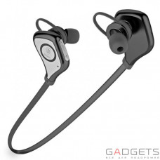 Наушники Baseus Musice Series Sport Bluetooth Headphone Black/Silver