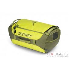 Сумка Osprey Transporter 40 Sub Lime O/S, зеленая