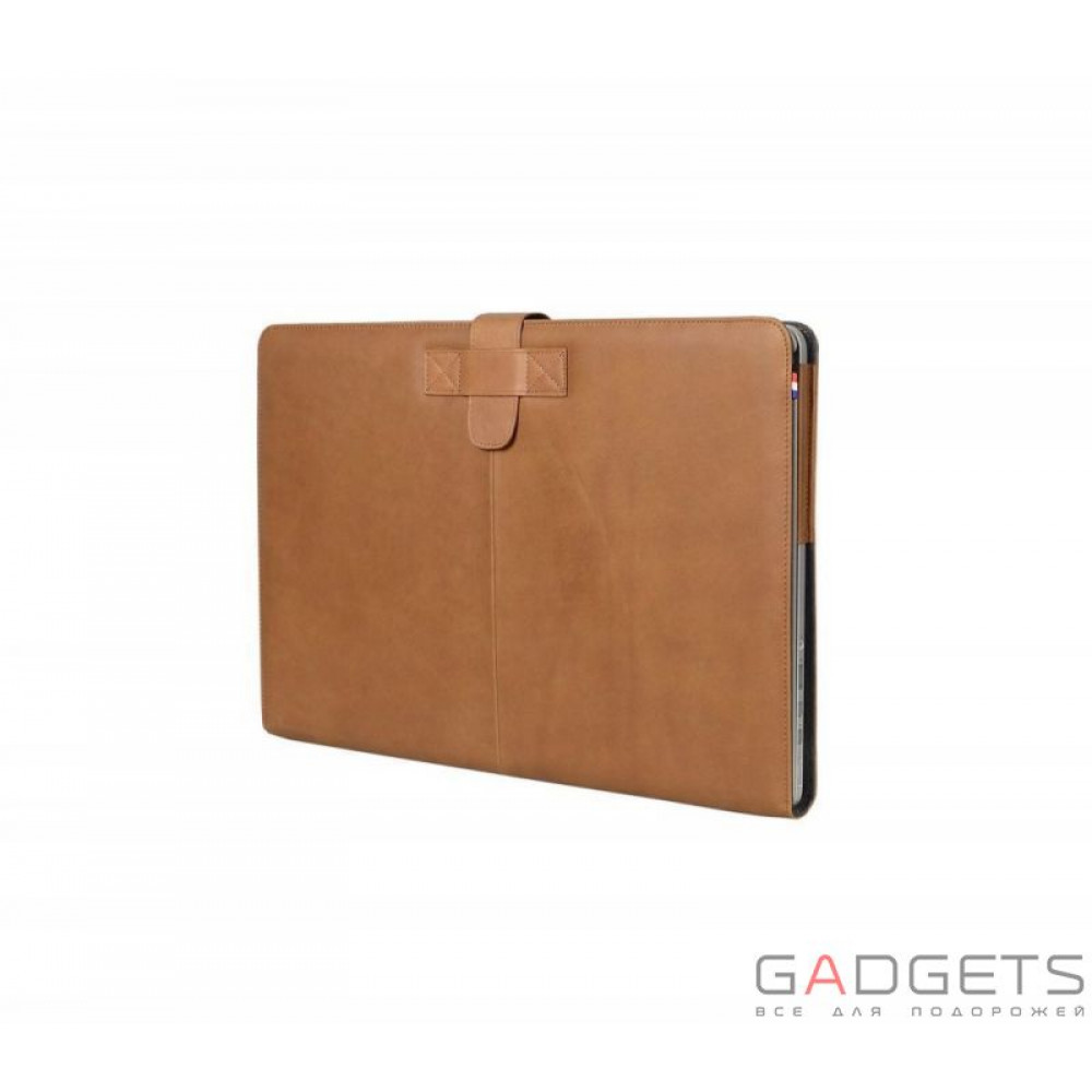 Фото Чехол Decoded Leather Slim Cover for MacBook Pro Retina 13'' (D4MPR13SC1BN)