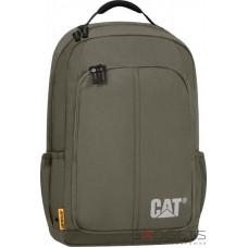 Рюкзак для ноутбука 15.6 CAT Mochilas 22л темно-зеленый (83514.164)