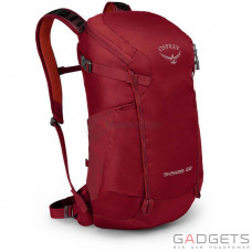 Рюкзак Osprey Skarab 22 Mystic Red O/S красный