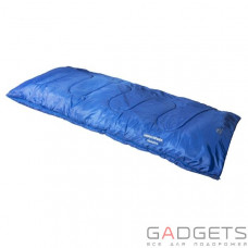 Спальный мешок Highlander Sleepline 250/+5°C Deep Blue (Left)