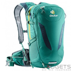 Рюкзак Deuter Compact EXP 12 цвет 2319 alpinegreen-midnight