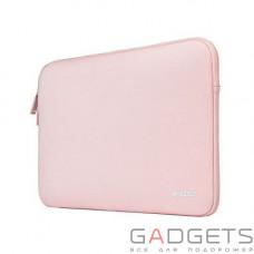Папка Incase Classic Sleeve MacBook 12 Rose Quartz (INMB10071-RSQ)