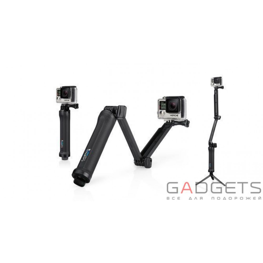 Крепеж-монопод GoPro 3-Way Grip / Arm / Tripod (AFAEM-001)