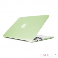 Чехол-накладка Moshi Ultra Slim Case iGlaze Honeydew Green для MacBook Pro 13 Retina (99MO071611)