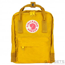 Рюкзак Fjallraven Kanken Mini Warm Yellow