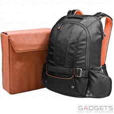 """Everki Beacon - Рюкзак для ноутбука до 18"""" (+ чехол для игровой консоли)"""