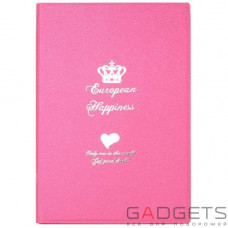Чохол iBacks Ultra-slim Leather Case для iPad mini2/3 Crown Pink