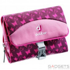 Косметичка Deuter Wash Bag - Kids цвет 5002 magenta