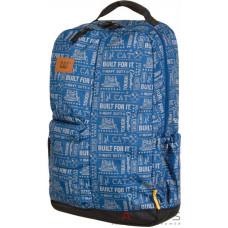 Рюкзак CAT Millennial AOP BFI Синий / Серый САТ принт (83457;357)