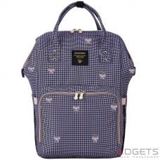 Рюкзак для мамы Sunveno Diaper Bag Elephant