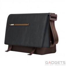 Сумка Moshi Aerio Messenger Bag Charcoal Black (99MO082001)