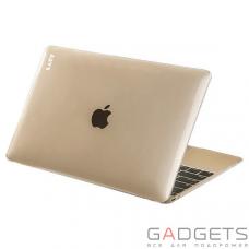 Чехол Laut Slim Cristal-X для 12'' MacBook clear (LAUT_MB12_SL_C)
