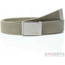 Ремень Fjallraven Canvas Belt Light Khaki (77029.236)