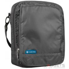 Сумка через плечо Carlton Travel Accessories темно-серая (EXBAGGRY.87)