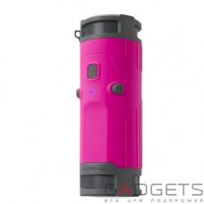 Bluetooth-акустика Scosche boomBOTTLE Pink/Gray (BTBTLP)