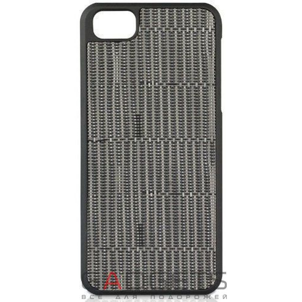 Фото Чехол Macally Woven Snap-On Case for iPhone 5 (WEAVEG-P5)