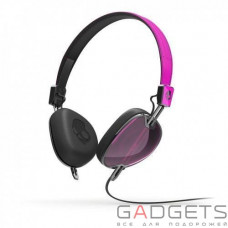 Навушники Skullcandy Hot Pink/Black Navigator On-Ear w/mic 3 (S5AVFM-313)