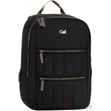 Рюкзак для ноутбука CAT Catwalk Черный (83332;01)